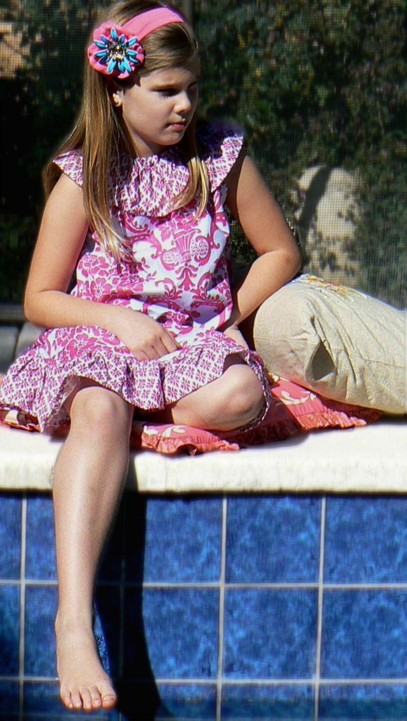Olivia dress 2