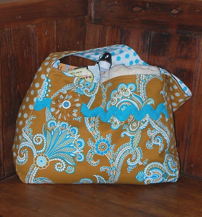 Sling Bag Poodle 00001
