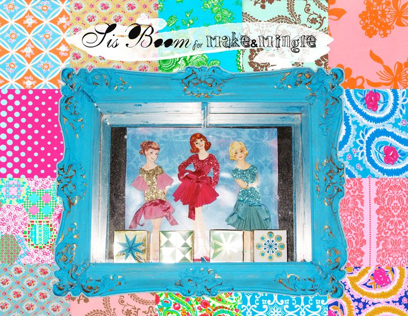 Paper doll class front